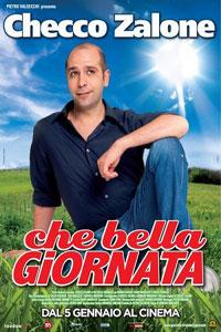 Αφίσα της ταινίας Τι Όμορφη Μέρα Θεέ Μου! (Che Bella Giornata)