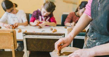 Θερινή Απασχόληση για παιδιά στη Χ.Α.Ν.Θ.