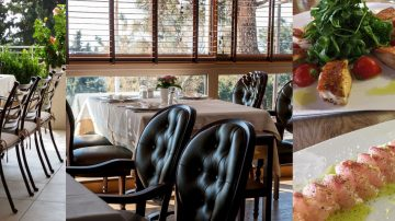 Εστιατόριο Μαύρη Θάλασσα, Καλαμαριά