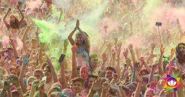 Ημέρα με τα Χρώματα στη Θεσσαλονίκη