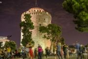 Βραδιές Τανγκό κάθε Πέμπτη κάτω από τον Λευκό Πύργο