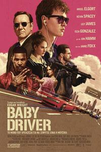 Αφίσα της ταινίας Baby Driver 2017