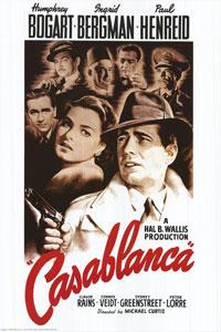 Αφίσα της ταινίας Καζαμπλάνκα (Casablanca)