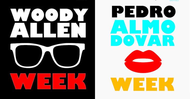 Εβδομάδα Woody Allen και Pedro Almodóvar στο Θερινό Απόλλων