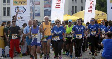 H Θεσσαλονίκη τρέχει για καλό σκοπό στο Τρέξε Χωρίς Τερματισμό