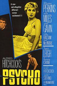 Αφίσα της ταινίας Ψυχώ (Psycho)