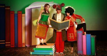 """""""Ο Θησαυρός του Βιβλιοπόντικα"""" στο Φαργκάνη Art"""