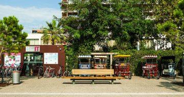 BikeIT Νέα Παραλία Θεσσαλονίκης