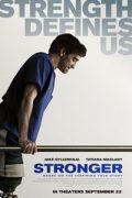 Αφίσα της ταινίας Stronger: Με τη Δύναμη της Ζωής
