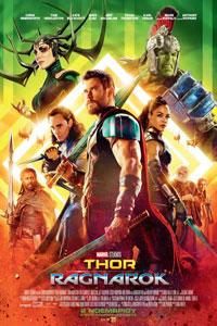 Αφίσα της ταινίας Thor: Ragnarok
