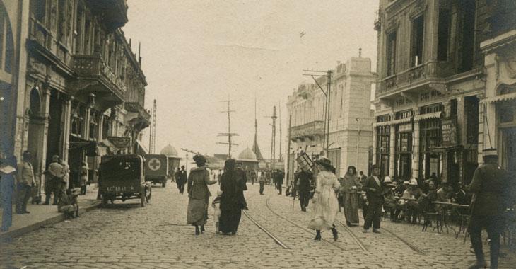 Ξεναγήσεις: «Διαδρομές εμπορίου: δρόμοι, αγορές και άνθρωποι στην παλιά Θεσσαλονίκη»
