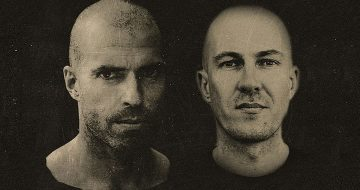 Blend xmas in Thessaloniki with Chris Liebing & Julian Jeweil