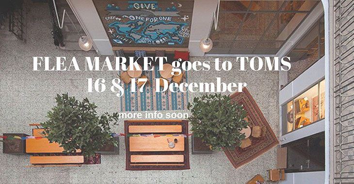 Flea Market Thessaloniki goes to Toms