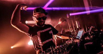 Gramatik στο Fix Factory of Sound
