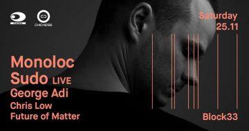 CHICness & Non w/ Monoloc + Sudo Live