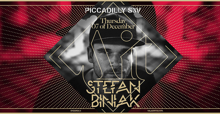 Stefan Biniak στο Piccadilly S3V