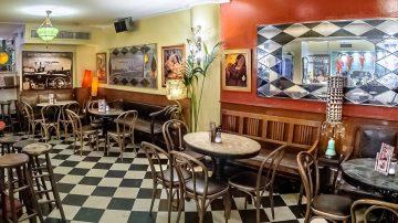 Θερμαϊκός Bar στη Θεσσαλονίκη