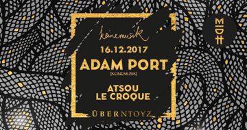 Madorasindahouse /w Adam Port