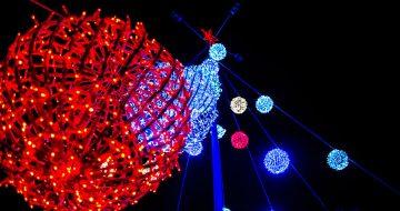 Χριστουγεννιάτικος Στολισμός Θεσσαλονίκη