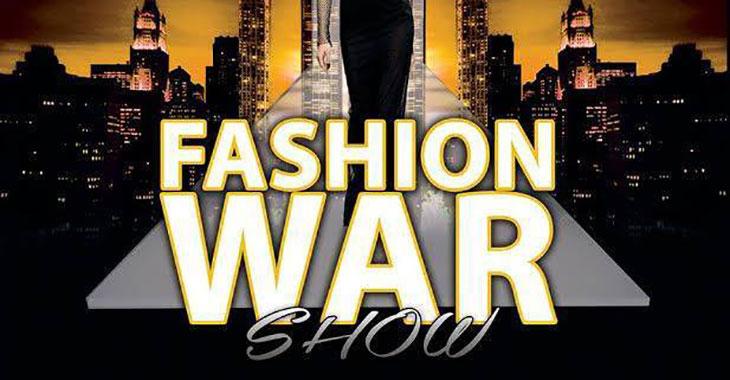 Fashion War show στο Barbarella