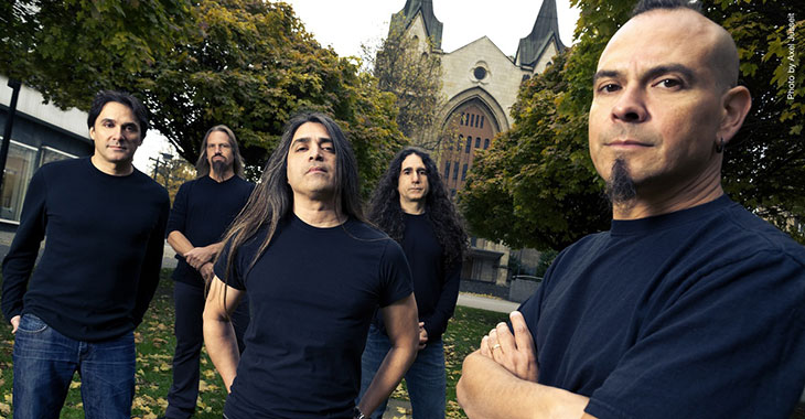 Fates Warning στο Principal Club Theater