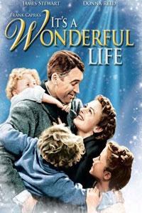 Αφίσα της ταινίας Μια Υπέροχη Ζωή (It's a Wonderful Life)