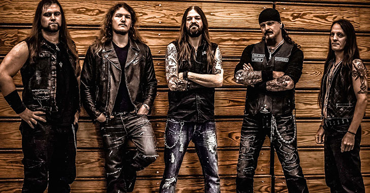 Iced Earth live στο Principal Club Theater