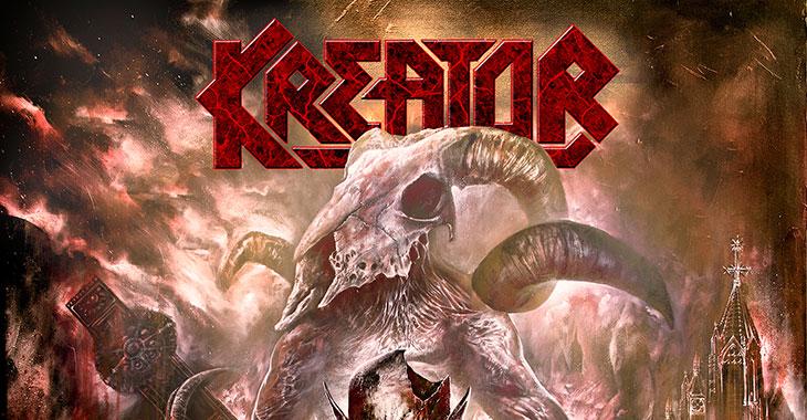 Kreator - Vader - Dagoba live στο Principal Club Theater