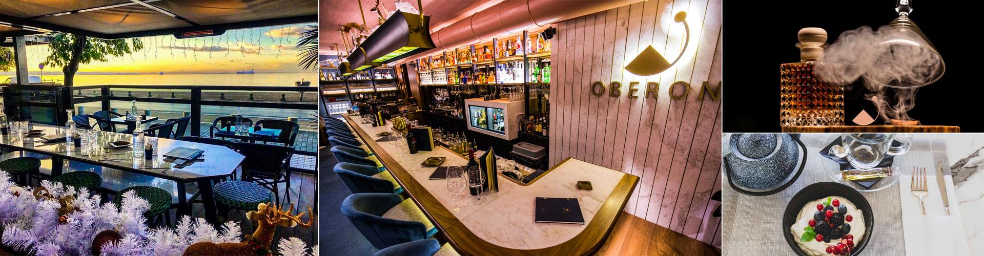 Oberon Bar Restaurant Θεσσαλονίκη