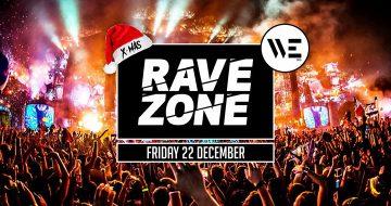 Rave Zone Festival X-Mas Edition