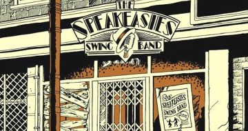 The Speakeasies Swing Band - Swingin' Christmas Ball
