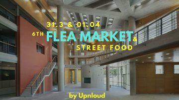 6ο Flea Market & Street Food στο Δημαρχείο Θεσσαλονίκης