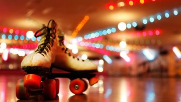 Roller Disco Nights στο WE
