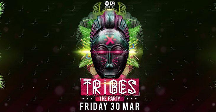 Tribes Party στο WE