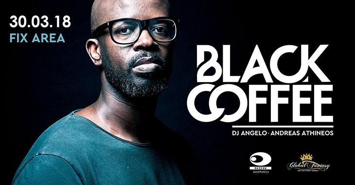 Black Coffee στο Principal Club Theatre