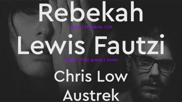 Rebekah & Lewis Fautzi στο Earth Club