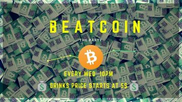 Beatcoin Party στο 90 Μοίρες