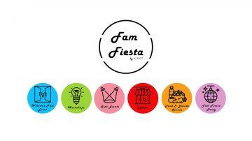 Fam Fiesta στο Block 33