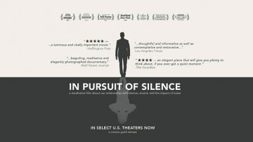 """Προβολή Ντοκιμαντέρ: ' Αναζητώντας την ησυχία"""" στο WE"""