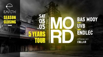 MORD - 5 Years Tour στο Earth Club