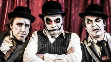 The Very Worst of the Tiger Lillies στο Θέατρο Δάσους