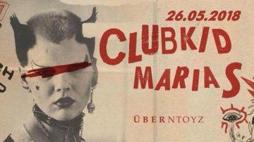 ClubKid & Maria S στο Uberdooze