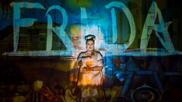 Frida Κι Άλλο στο Θέατρο Τ