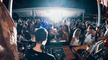 Ευρωπαϊκής γιορτής της μουσικής με τους Scot Dech & Unickue στο Δεντρόσπιτο
