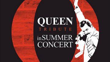 Μια συναυλία αφιέρωμα στους θρυλικούς Queen στον Λευκό Πύργο