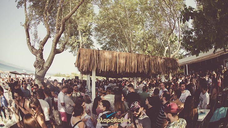 RISE showcase με τους Hyenah & MINCO στο Γλαρόκαβο