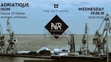 The NON Rooftop with Adriatique