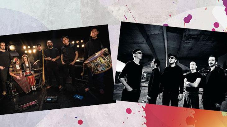 Συναυλία με το συγκρότημα ORATNIΤZA (Βουλγαρία) και τους MODE PLAGAL (Ελλάδα)
