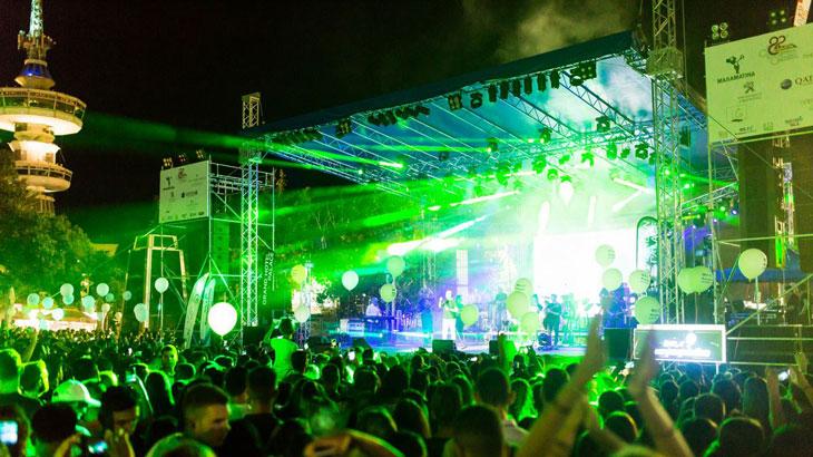 Συναυλίες ΔΕΘ