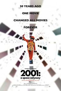 Αφίσα της ταινίας 2001: Η Οδύσσεια του διαστήματος